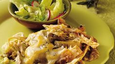 You'll have fun layering crispy tortilla strips with chicken, salsa and cheese in this amazing casserole. Try making with our Make-Ahead Shredded Chicken Breast, just pulled from your freezer and thawed.
