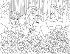 Nicole's Free Coloring Pages: Adults therapy
