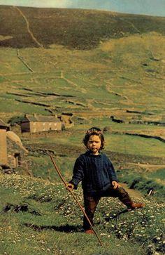 """audrey says, """"what a cute little farmer boy."""""""