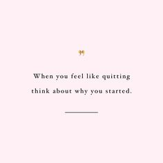 Don't quit! Browse o