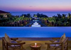 St. Regis Punta Mita sunset, can't wait!