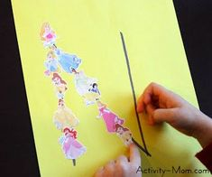 The Activity Mom: Letters