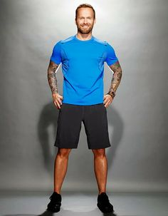 Bob Harper Shares the Five Most Important Tips to Slim Down for Summer