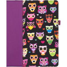 Owl iPad Case
