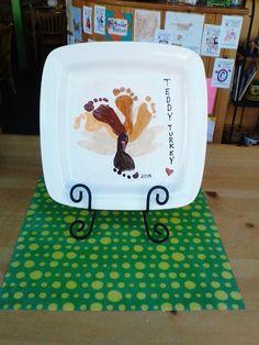Turkey Footprint Pla