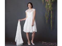 Fair Trade Convertible Wedding Dress - 2 gowns in 1!!!  | Green Bride Guide