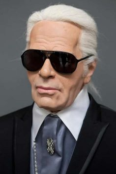 Karl Lagerfeld, fashion designer