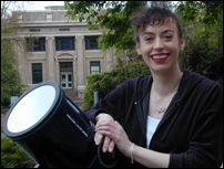 Dr. Erika Harnett, Research Associate Professor at U Washington