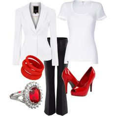 business outfit!!