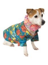 Luau Dog Costume - Party City. Rufus would rock it