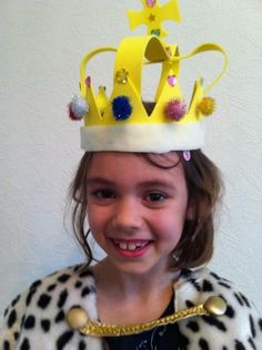 Make a crown to teach your kids to remember that our King is Returning!