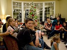 Fun family gathering games for Christmas