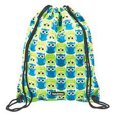 junior owl, owl gym, thing owl, gym bags