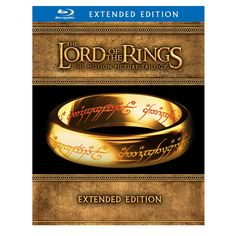The Lord of the Rings Trilogy (The Fellowship of the Ring/The Two Towers/The Return of the King) [Blu-ray] ONLY $40!!!