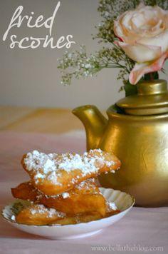 Fried Scones [Family Favorite]