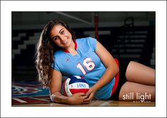 Hillsdale high school volleyball sports photography by Still Light Studios