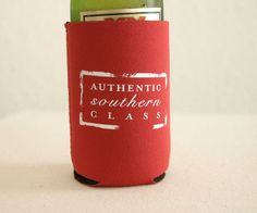 Southern Marsh Red Coozie