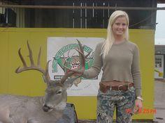 Giant Whitetail Bucks