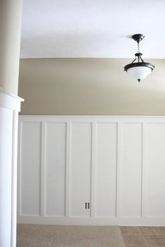 Wall color is Behr Nile Sand.  Beautiful and calm neutral.