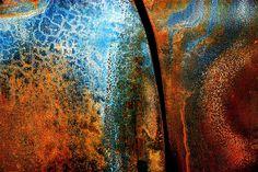rust color palette