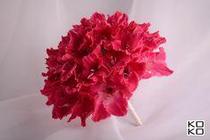 pink gladiolas bouquet