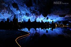 reed flute, red, flutes, caves, flute cave, guilin, travel photography, china