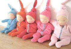 waldorf babies / dolls