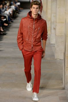 Hermès Spring 2013 Menswear Collection Slideshow on Style.com