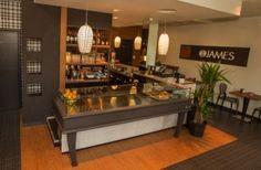 Italian style café