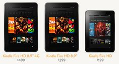 Amazon Kindle Fire Family--Love, love, love, love my Kindle Fire, so I'm sure this one is just awesome!