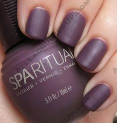Matte nails; yes or no?