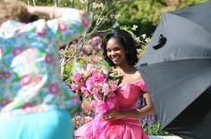 Queen Azalea portrait session photo gallery