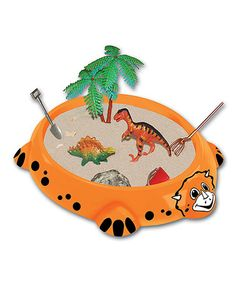 Take a look at this Sandbox Critters Dinosaur by BE Good Company on #zulily today!