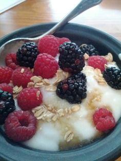 Easy breakfast.