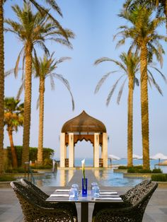 Jumeirah Messilah Beach Hotel & Spa, Kuwait - Mint Cafe