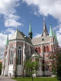 Sofia Church Jönköping, Sweden