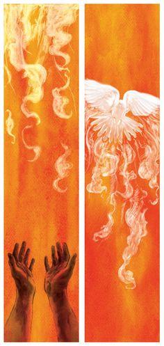 gospel pentecost sunday 2014