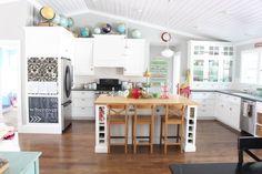 house tour {kitchen}