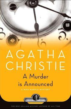 A Murder Is Announced (Miss Marple, #5)