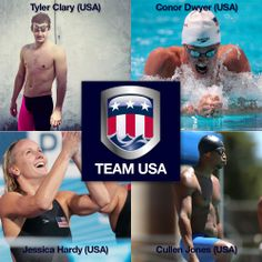 Meet the Speedo Athletes about to compete at Duel in the Pool for Team USA #TeamSpeedo #Duel2013. Show your support!