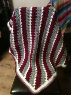 crochet corner to corner blanket afghan