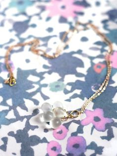 Drop Beads Necklace