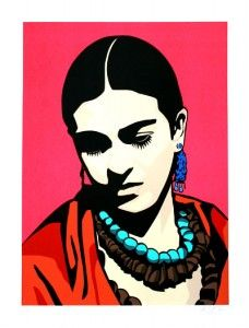 Young Frida, Raul Curacosa (pink color way)