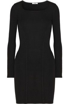 Helmut Lang Slit-back stretch-knit dress | NET-A-PORTER $150