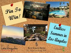 Want to win a two night stay at the Hotel, breakfast for two at @Culina, Modern Italian, plus airfare from American Airlines? Entry rules and details will be announced soon! cc @Los Angeles