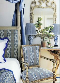 Habitually Chic®: Beautiful Blue & White