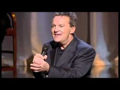 """Recovering Fundamentalist""  -  Mark Lowry"