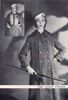Evelyn Tripp  Vogue 1955
