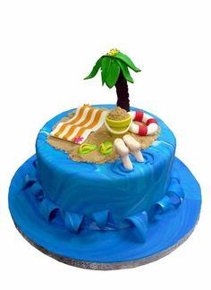 Summer cake! :)