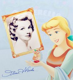 Cinderella and her voice